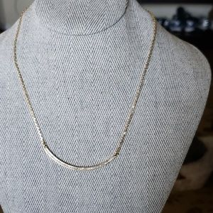 Chloe +Isabel Minimalist Collar Necklace